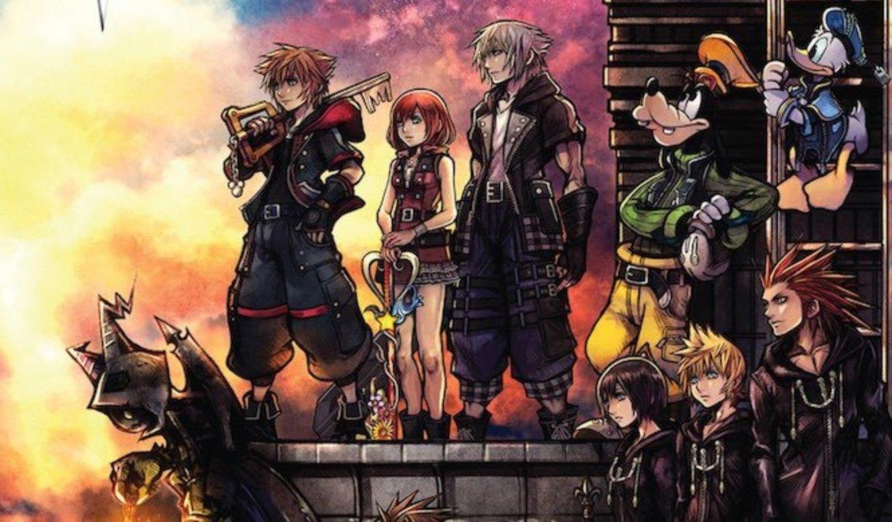Nuovo trailer per Kingdom Hearts III