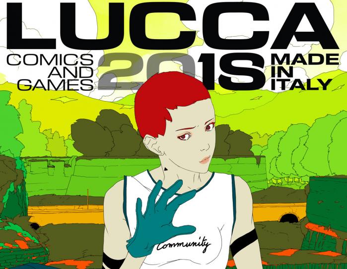 Tutte le attività e gli ospiti di Lucca Comics & Games 2018