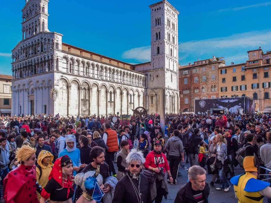 Sopravvivere a Lucca Comics & Games: dove bere e mangiare