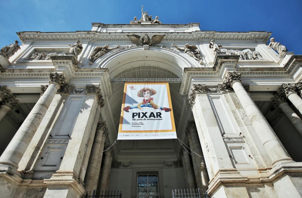 Pixar. 30 anni di animazione: video anteprima della mostra a Roma