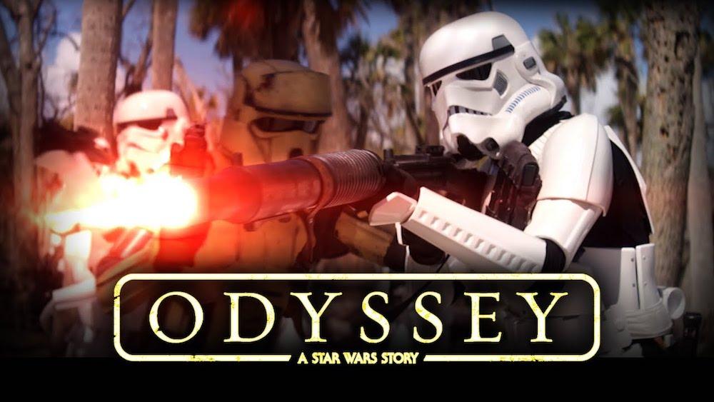 Il fan film Odissey: a Star Wars story è finalmente online