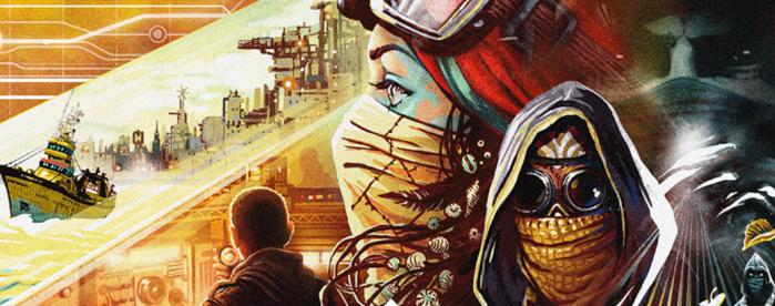 Arriva Pandemic Legacy: Season 2