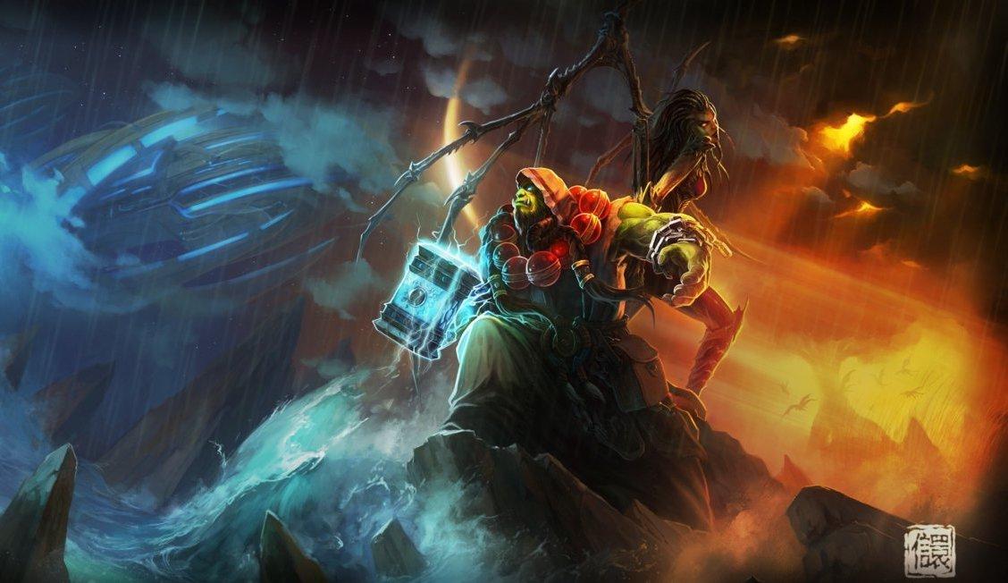 La Storia di Warcraft