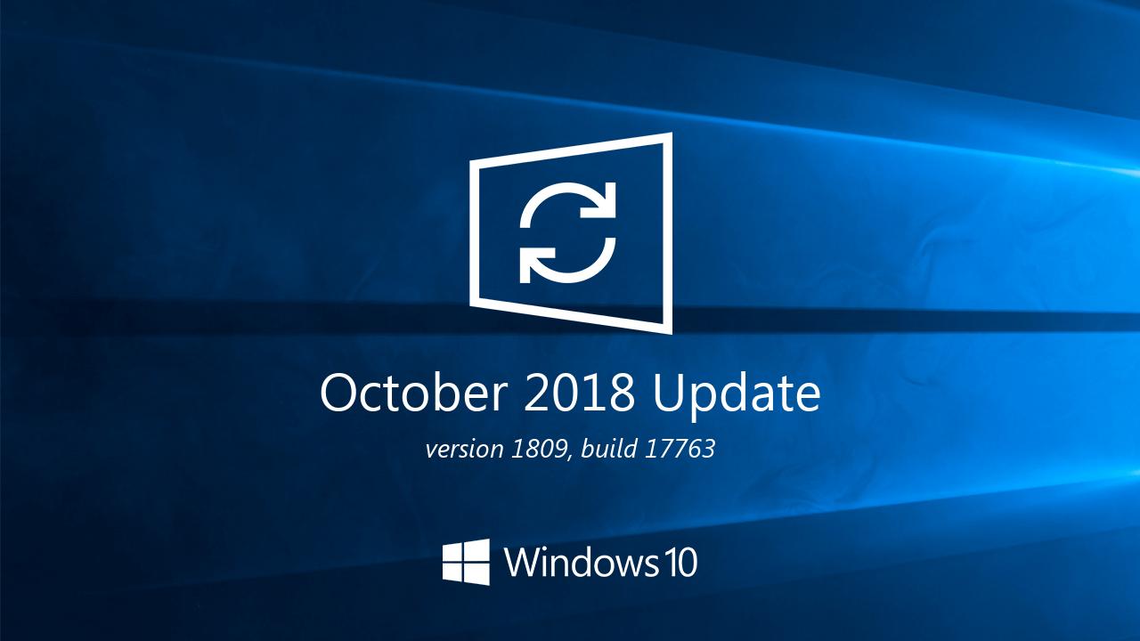 Stop all'aggiornamento di Windows di ottobre: un bug fa sparire file degli utenti