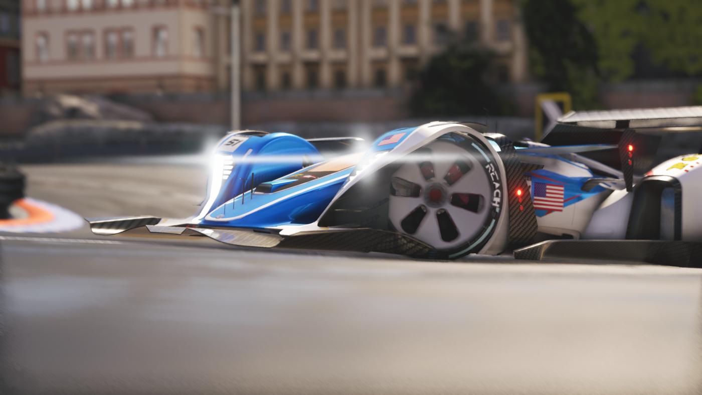 Annunciato Xenon Racer, il nuovo gioco di 3D Clouds