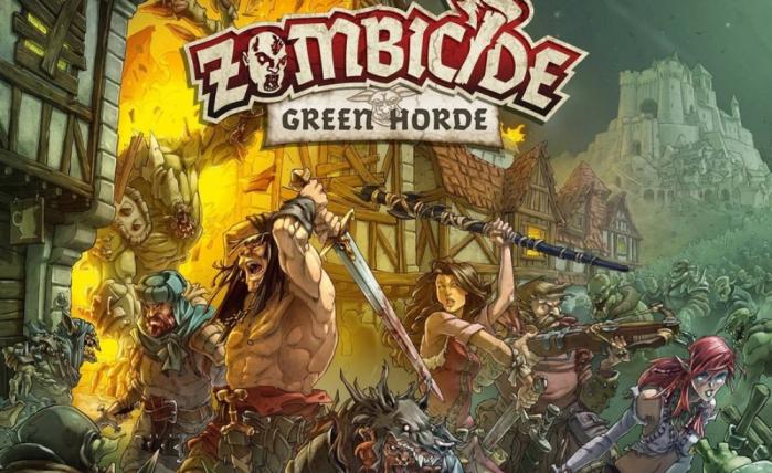 Arriva Zombicide: Green Horde