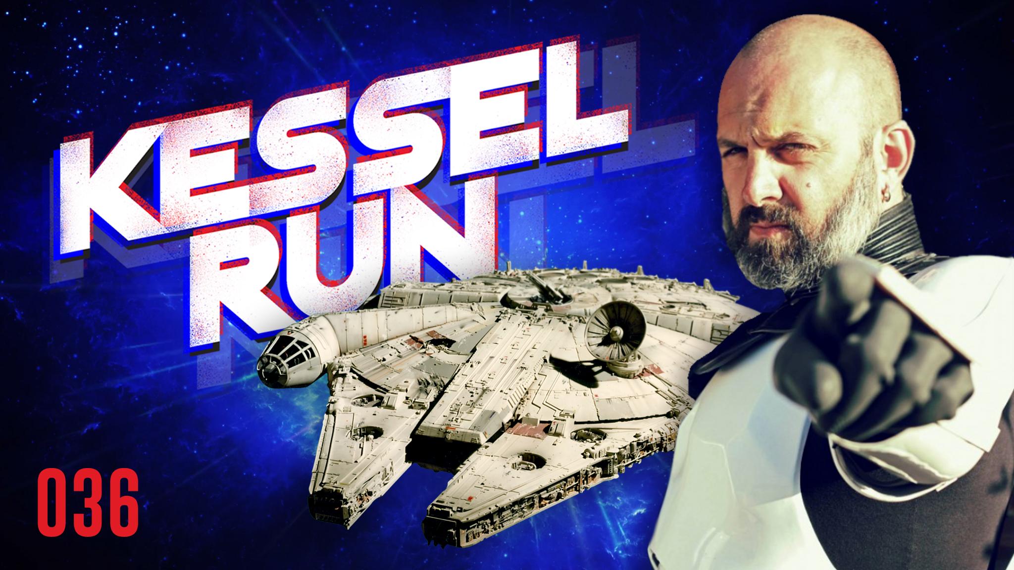Kessel Run 36 - Come è nato il Millennium Falcon