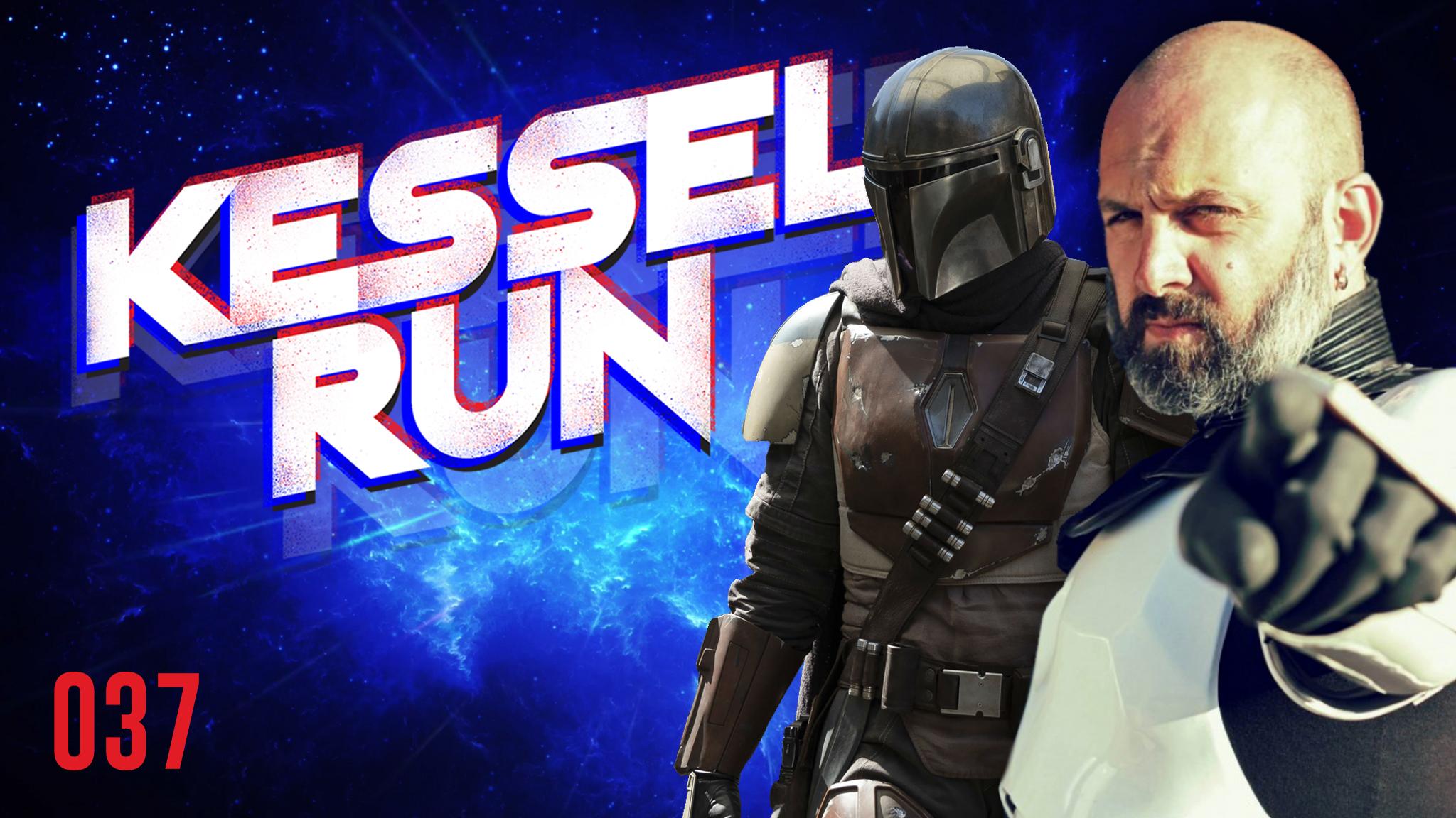Kessel Run 37 - The Mandalorian, Episode IX e Star Wars: Resistance