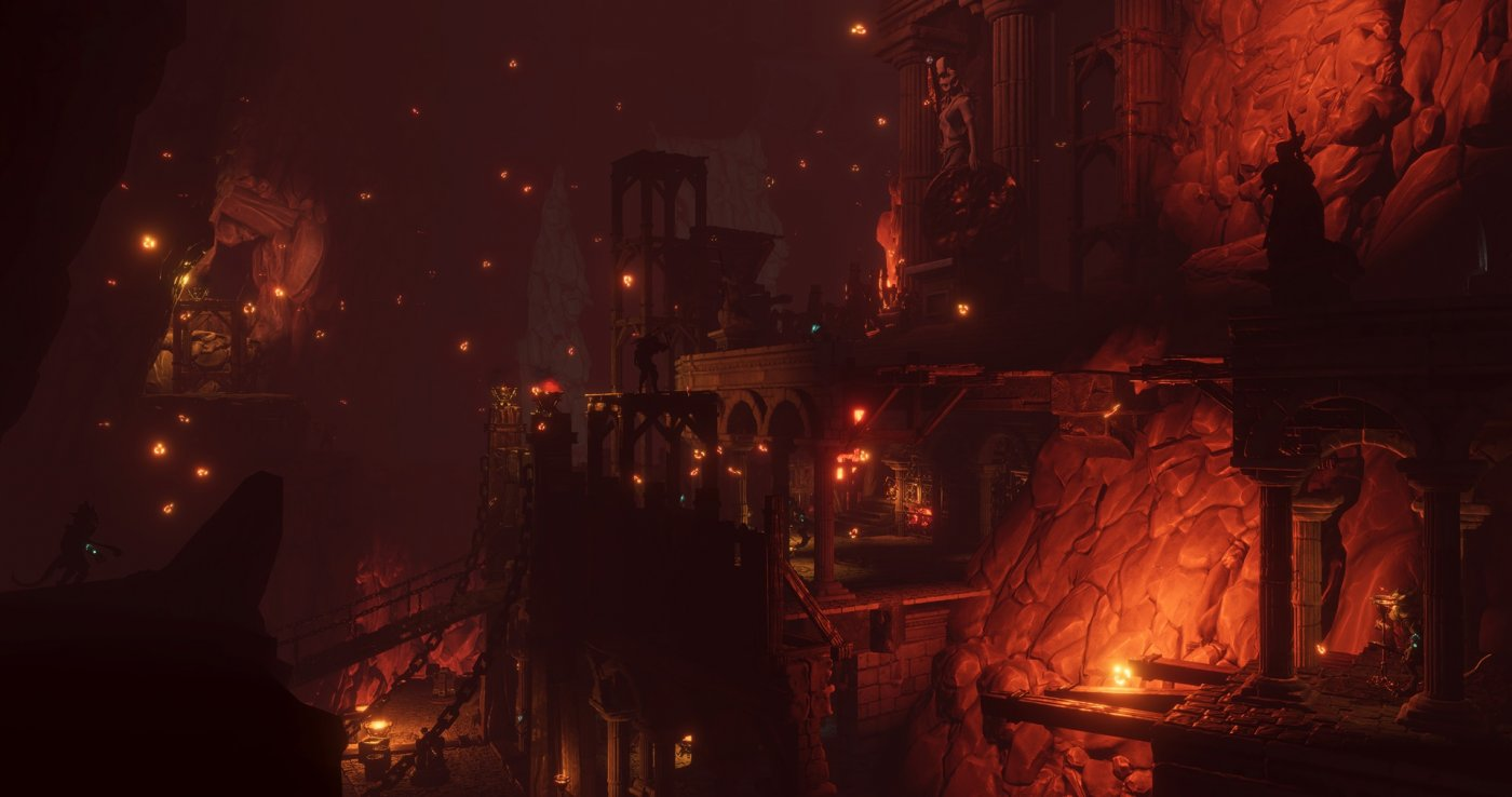 Trailer di lancio di Underworld Ascendant