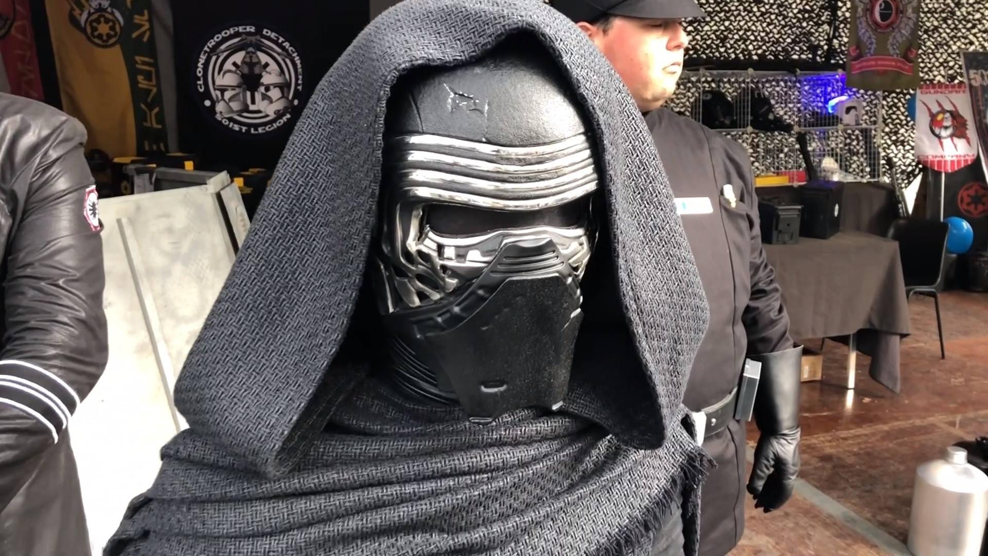 il fandom di Star Wars a Lucca Comics & Games 2018