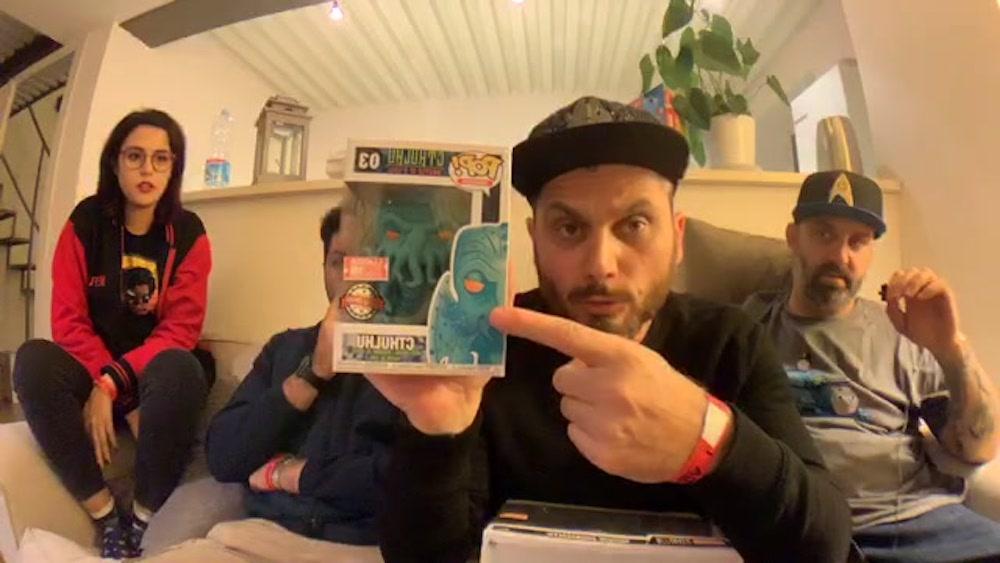 Lucca Comics & Games con Lega Nerd: Day 2