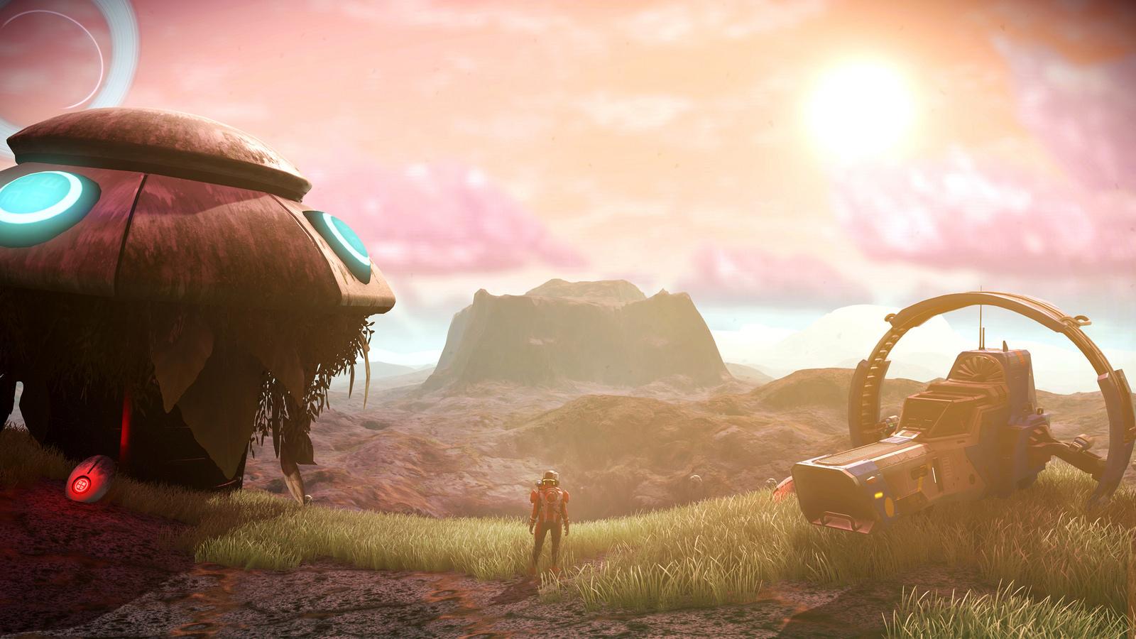 Visions è il nuovo aggiornamento gratuito per No Man's Sky