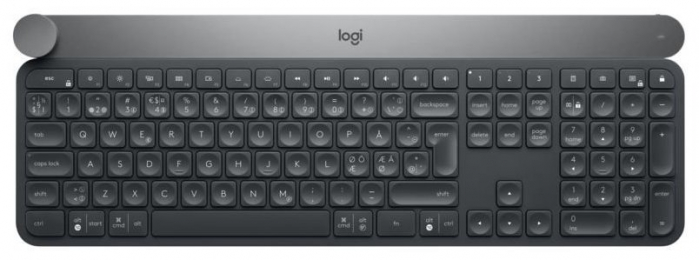 Logitech Craft Tastiera Wireless per Windows e Mac