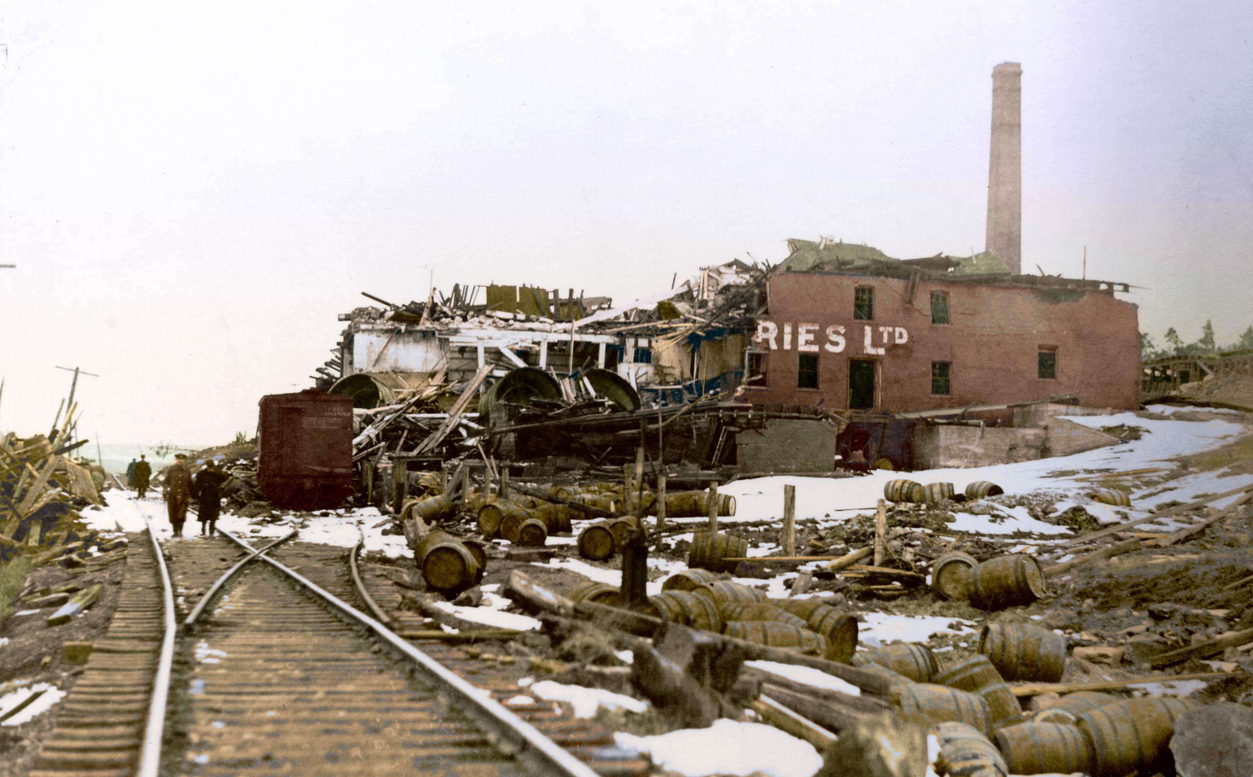 L'Esplosione di Halifax