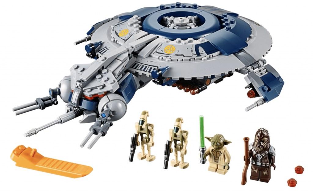 Immagini ufficiali dei nuovi set LEGO Star Wars per il 2019