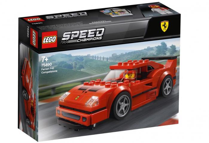 Aggiornato Svelate Tutte Le Auto Della Serie Lego Speed