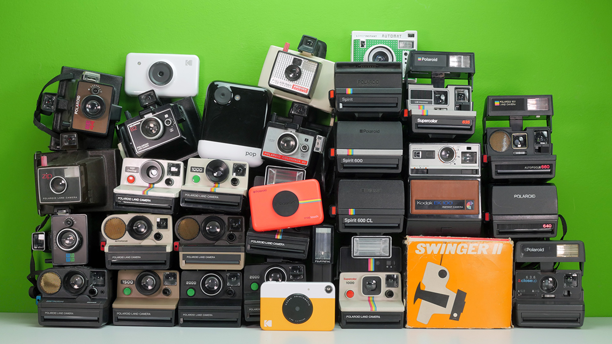 Speciale Instant Photography