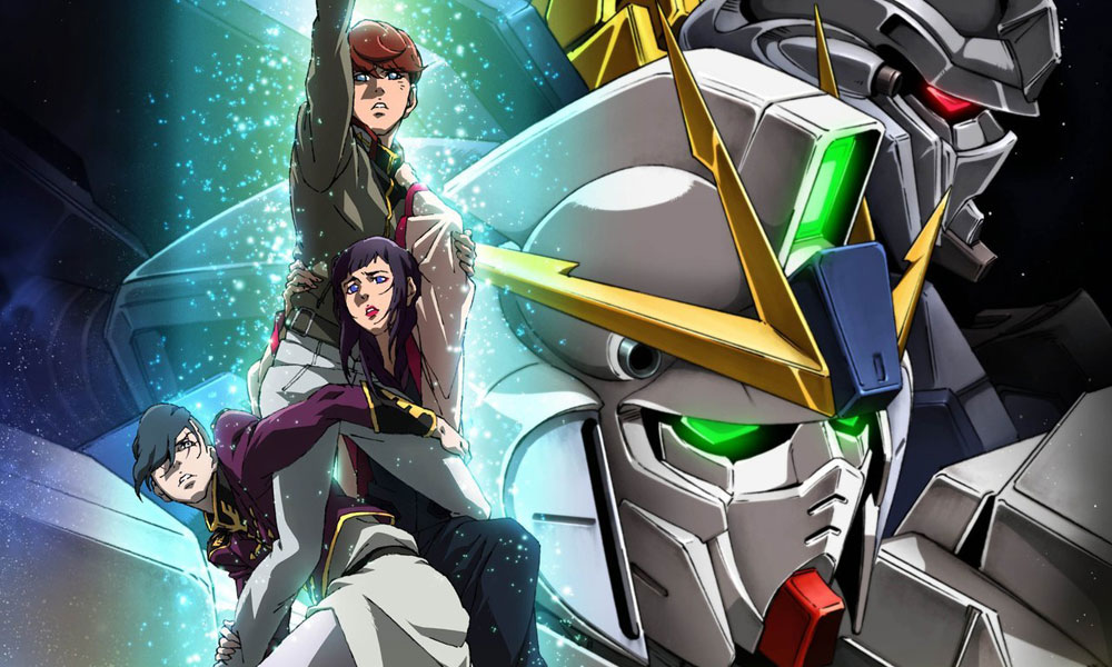 In arrivo il manga e la light novel di Mobile Suit Gundam Narrative