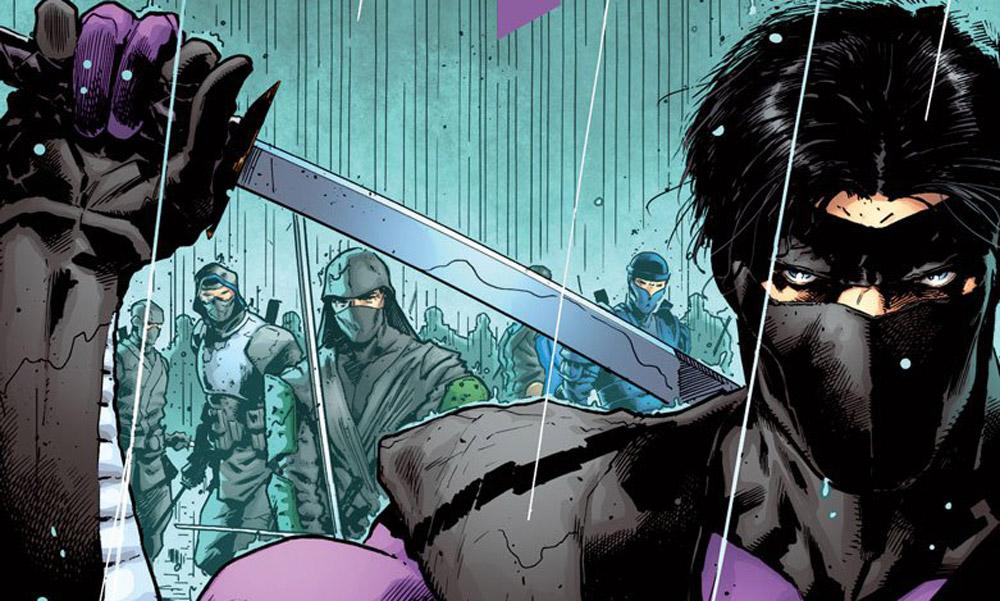 Ninja-K e A+A Le avventure di Archer e Armstrong, due nuove testate espandono l'universo Valiant Comics