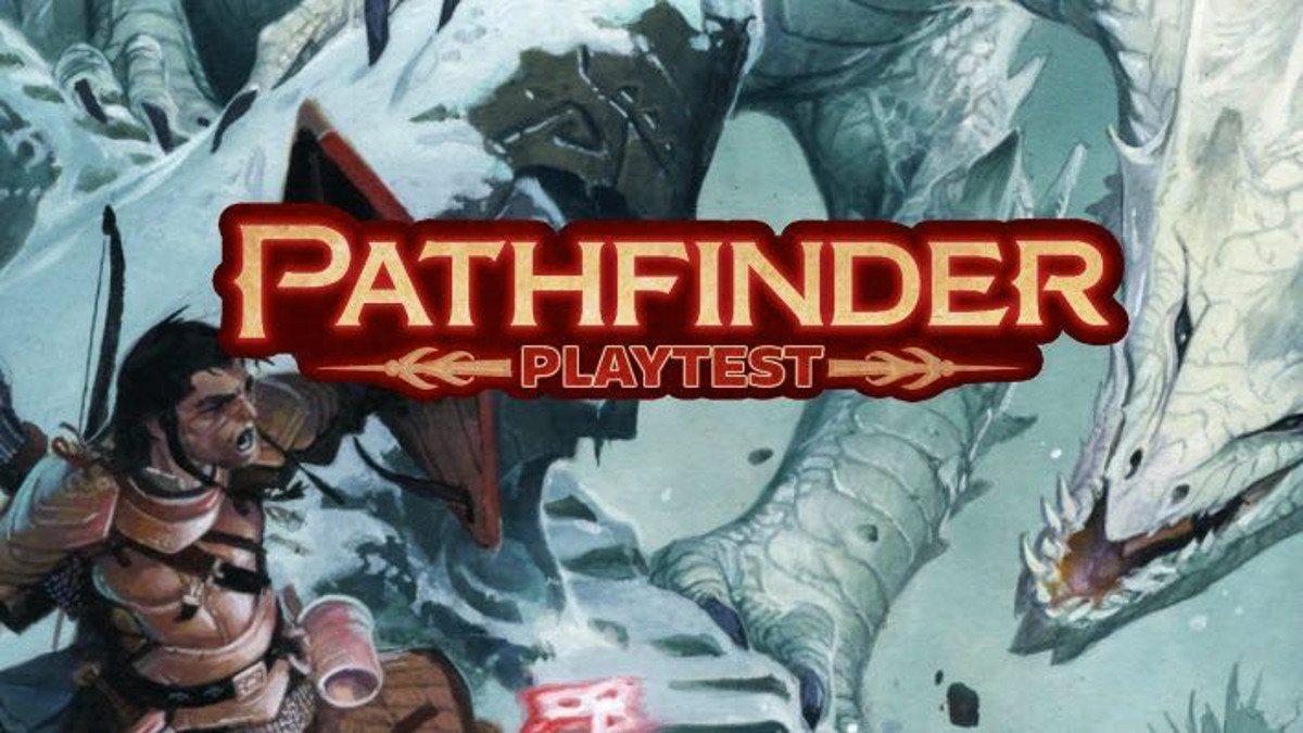 Giochi Uniti rilascia il manuale di Pathfinder Playtest