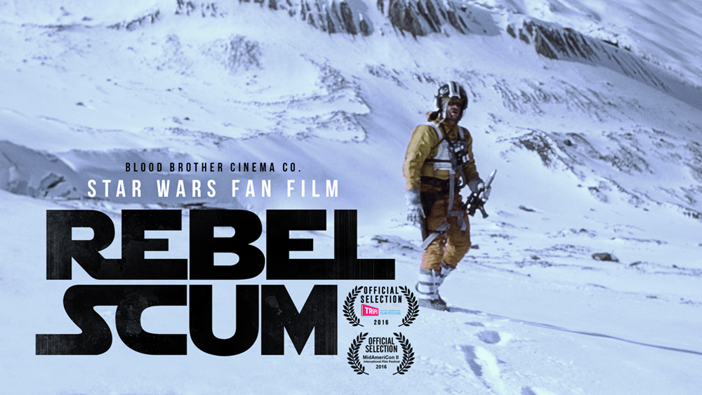Rebel Scum, un bellissimo fan film di Star Wars