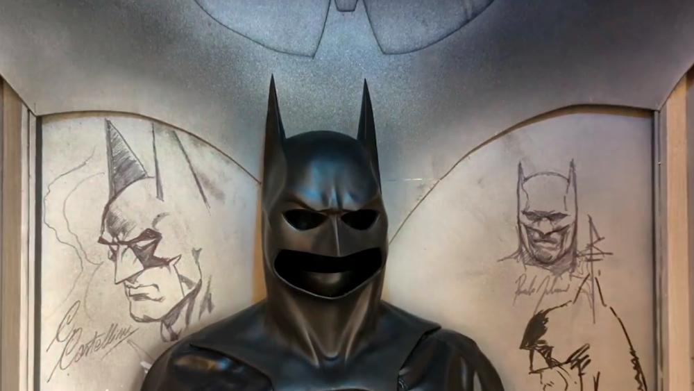 I Gotham Shadows a Lucca Comics & Games 2018