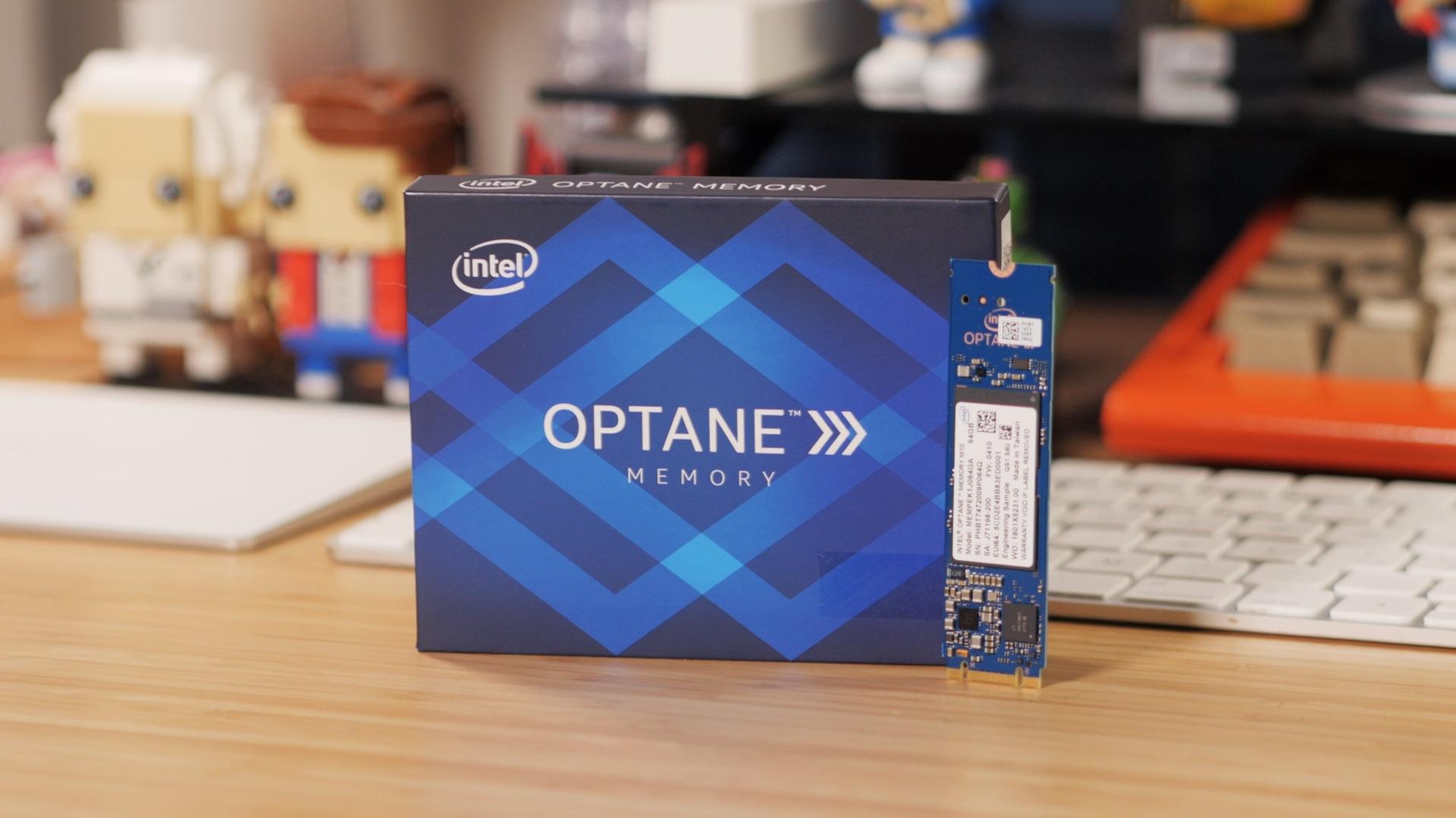 Intel Optane: come avere un disco veloce, capiente ed economico
