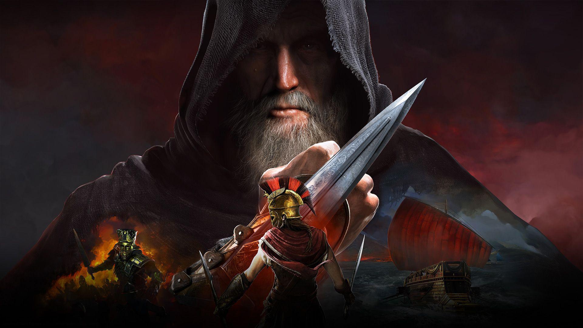 In arrivo L'Eredità della Prima Lama per Assassin's Creed Odyssey