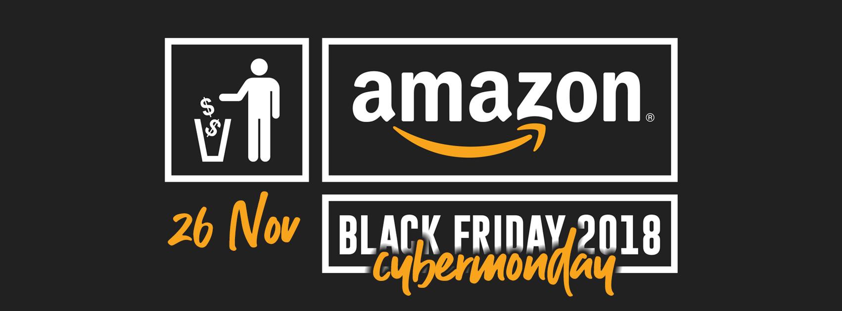 Amazon Cyber Monday: Tutte le Migliori Offerte