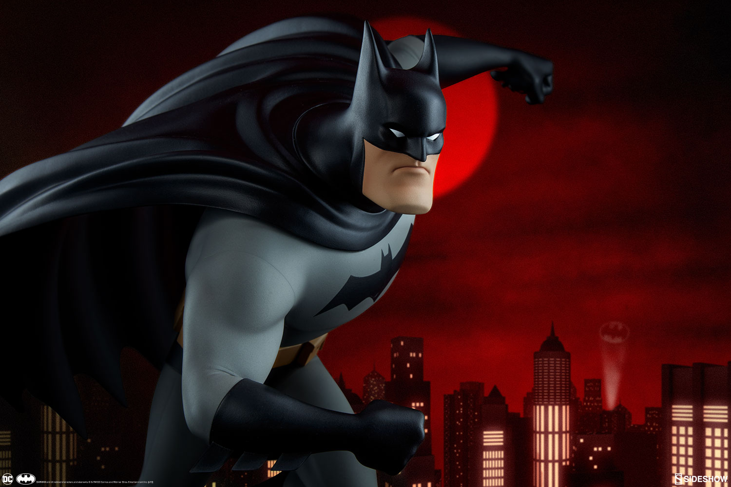 Batman Statue - Animated Series Collection