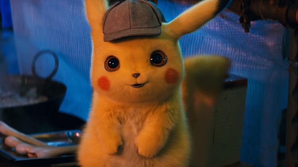 Detective Pikachu: ecco il primo trailer del film live-action