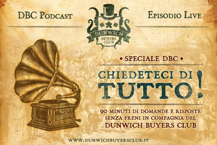 DBC Special: Chiedeteci di tutto!