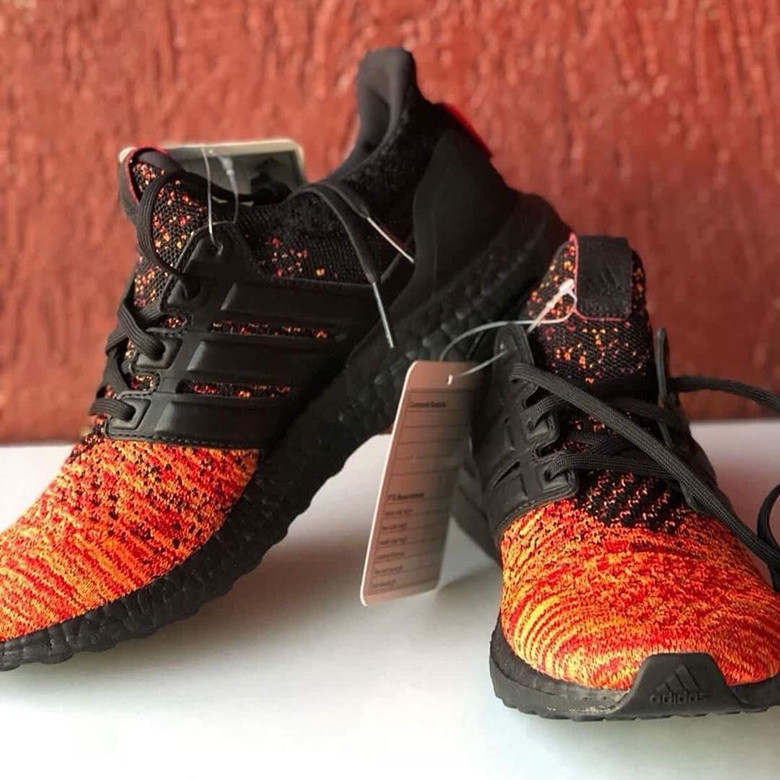 Adidas mostra le sneakers di Game of Thrones
