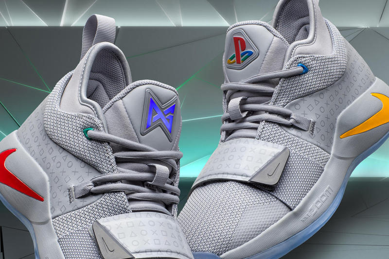 Nike annuncia le nuove PG 2.5 x PlayStation