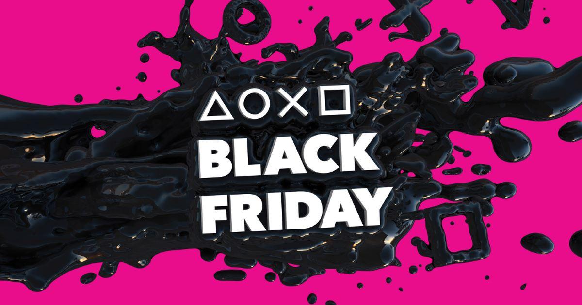 Le offerte di PlayStation per il Black Friday