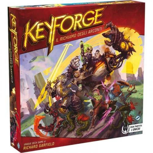 Keyforge: il Richiamo degli Arconti