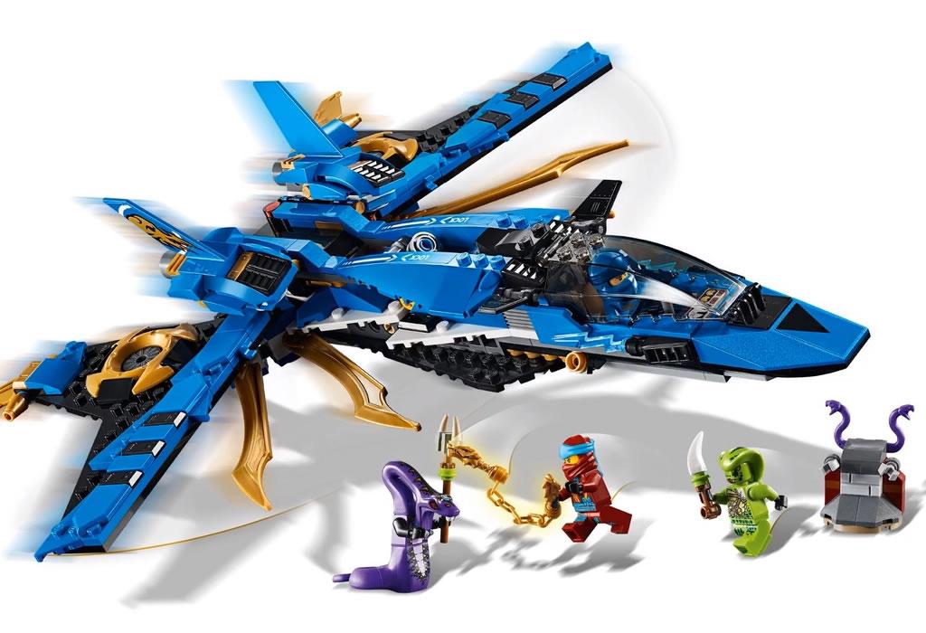 Immagini dei nuovi set LEGO Ninjago Legacy