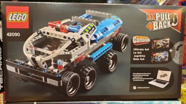 lego technics 2019  Le immagini dei nuovi set LEGO Technic per il 2019 #LegaNerd