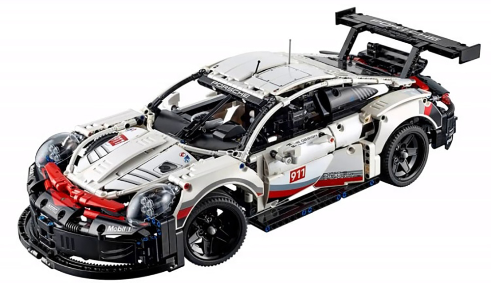 Le immagini dei nuovi set LEGO Technic per il 2019
