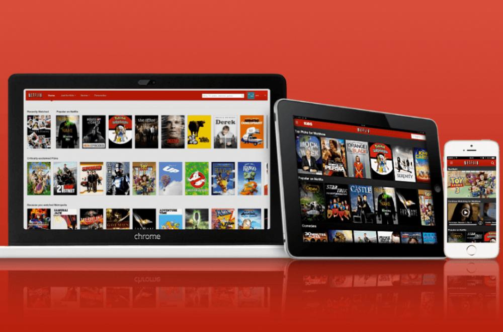 Netflix testa un abbonamento solo mobile