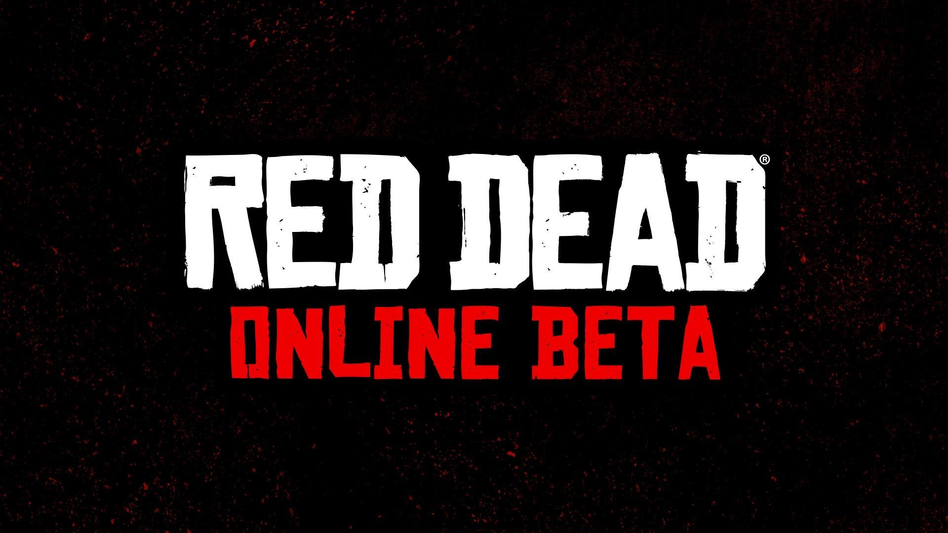 Parte oggi la Beta di Red Dead Online