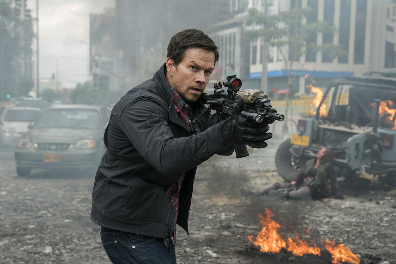 Red Zone - 22 miglia di fuoco: clip esclusiva dal film