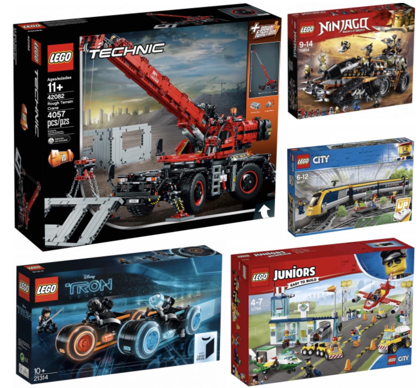 Amazon Cyber Monday: I migliori set Lego in Offerta oggi