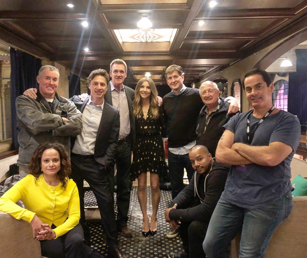 Scrubs: reunion del cast. E se fosse in arrivo un film?