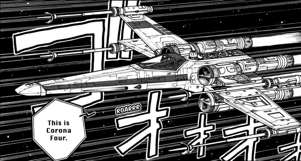 Il romanzo Star Wars: Lost Stars diventa un manga