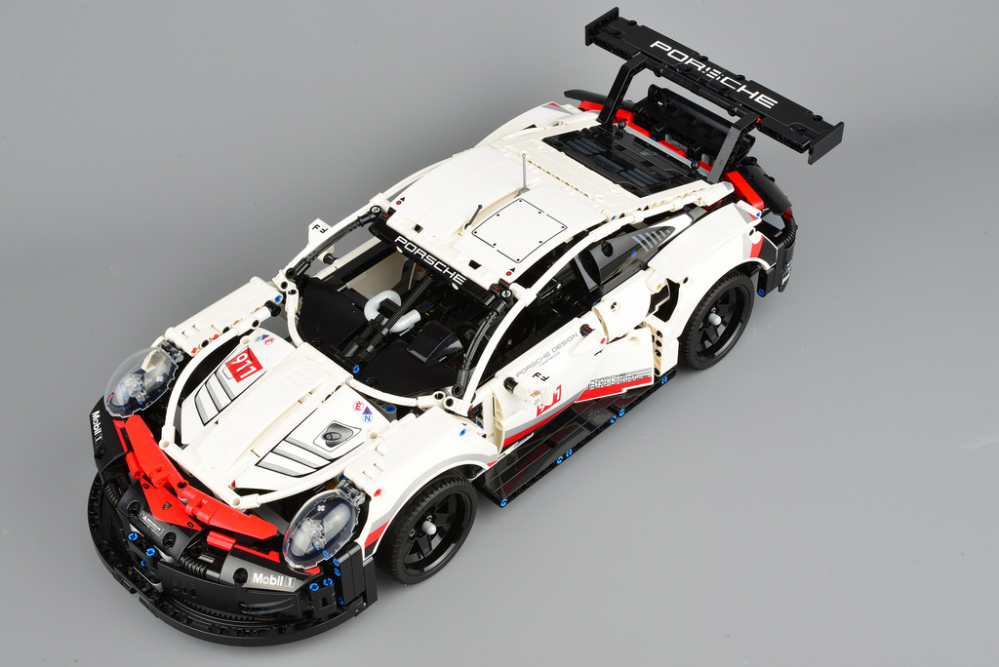 la porsche 911 rsr lego technic in anteprima su brickset. Black Bedroom Furniture Sets. Home Design Ideas