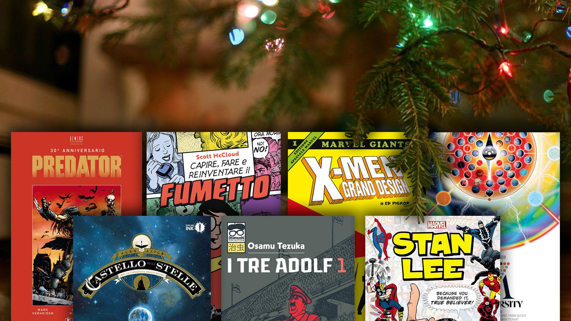 7 Fumetti da regalare a Natale