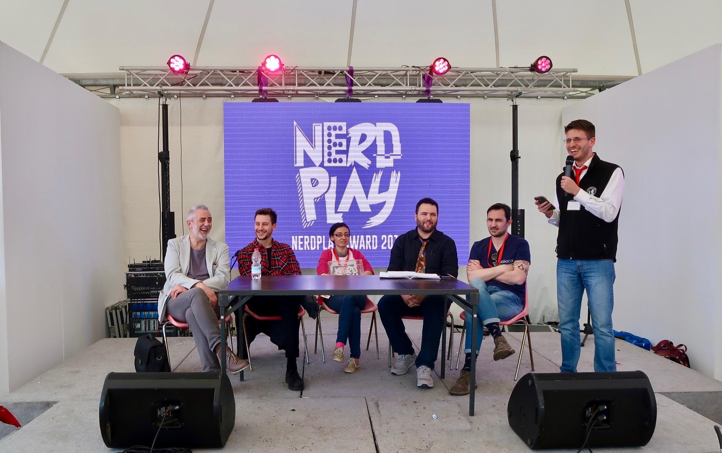 Aperte le iscrizioni per il NerdPlay Award 2019!