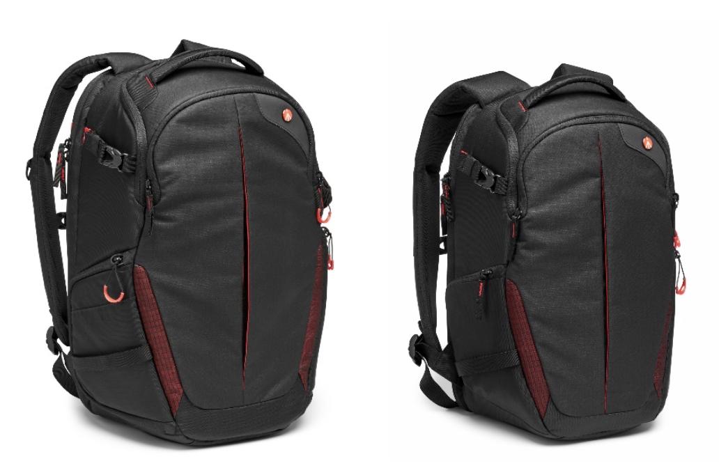 Redbee-310 e Redbee-110: Due nuovi zaini Manfrotto per la collezione Pro Light