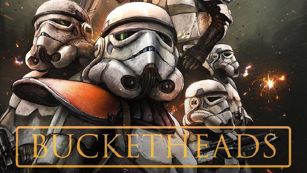 Bucketheads: a Star Wars Story, un nuovo fan film di Star Wars dedicato agli Stormtrooper